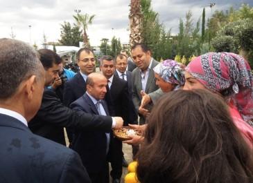 Mahmut Badem ( Ödemiş Belediye Başkanı )