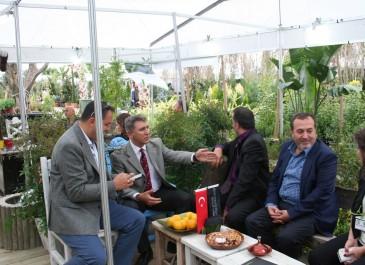 Abdullah Dölek ( İstanbul Eyüp Kaymakamı )