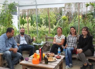 İlkşen Özen ( Karşıyaka Belediyesi Park Bahçeler Müdürü )