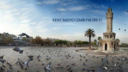 TRT Kent Radyosu'nda İzmir'i konuştuk